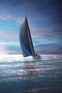 Sailing @ Dusk