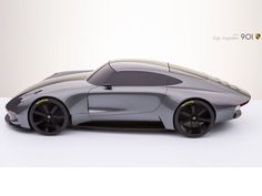Look What Happens When You Reinvent The Porsche 911's Iconic Design