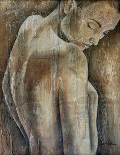 peinture de carrie vielle