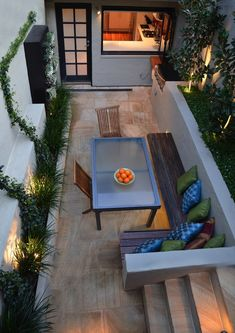 Small Spaces Have Big Impact with These Balcony Designs