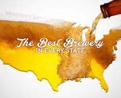 The Best Craft Brewery in Every State (and DC)