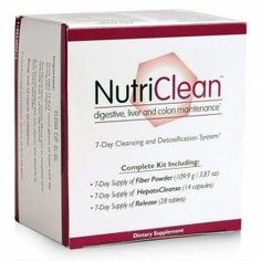 Nutriclean 7-Day Cleansing System