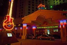 Enjoy at Hard Rock Cafe. Grab collection of music, food, museum and entertainment