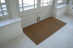 Flush Inset Door Mat Full Size Little Details That Make