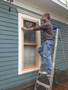Storm Windows Part I: Who's Your Dado? - Upcycled Ugly