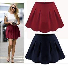 faldas de temporada otoño invierno 2015 cortos -