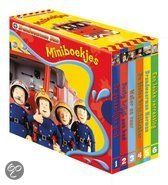 Brandweerman Sam miniboekjes