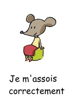 French Expressions, Petite Section, School Decorations, Learn French, Pre School, Classroom Management, Childrens Books, Discipline, School