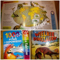 kreatywnyMaks: Wielkie Dinozaury