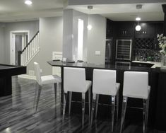 Modern Basement Design, Pictures, Remodel, Decor and Ideas - page 2