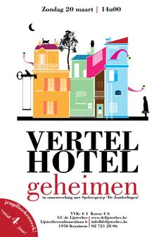 Dutch poster...The StoryHotel