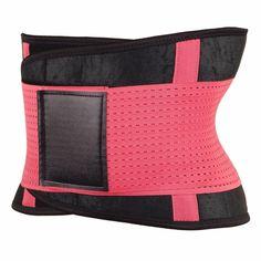 Inspire Uplift Stretch & Adjust Waist Trainer Pink / S Stretch & Adjust Waist Belt Postpartum Belly, Lower Abdomen, Waist Trainer Corset, Women's Shapewear, Improve Posture, Waist Cincher, Small Waist, Looking For Women, Weight Loss