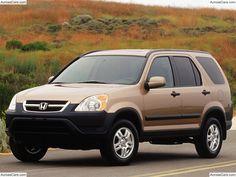 Honda CR-V (2003)