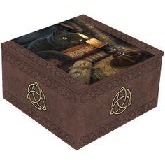 Witching Hour Mirror Box - Säilytyslaatikko - Lisa Parker - Tuotenumero: 286175 - 9,99 €
