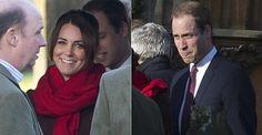 CARAS - Natal e ano novo 2012 - Príncipe William e Kate Middleton vão à missa de Natal com parentes da Duquesa