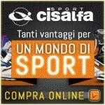 Cisalfa Sport codice sconto del 7% su tutta la categoria home fitness