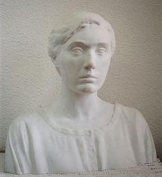 Cabeza de Rosa (mármol)