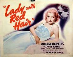 lady with red hair movie | 1940