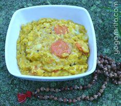 Kitchari: le plat unique «minute» des Yogi et des Sadhu - VEGETARIEN