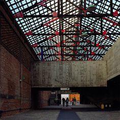 Galeria - Clássicos da Arquitetura: SESC Pompéia / Lina Bo Bardi - 9
