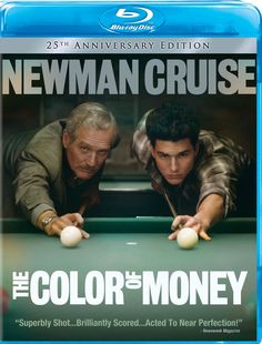 Martin Scorsese's THE COLOR OF MONEY picks up where Robert Rossen's 1961 film…