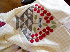 """Supergoof Quilts: """"Voor de Bloemenmandjesmeisjes"""""""