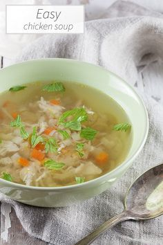 chicken soup chicken tortilla soup chicken noodle soup the very best ...