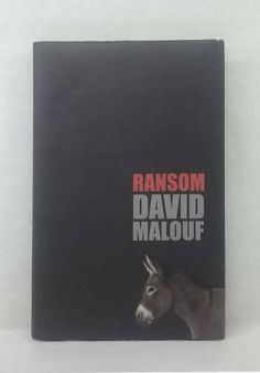 edition Ransom by David Malouf used hardback dust jacket very good condition David, Jacket, Cover, Books, Libros, Book, Suit Jacket, Blanket, Book Illustrations