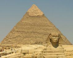 Viaggi in Egitto, La sfinge http://www.italiano.maydoumtravel.com/Pacchetti-viaggi-in-Egitto/4/0/