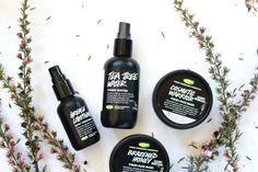 My Favourite Lush Products For Problematic Skin