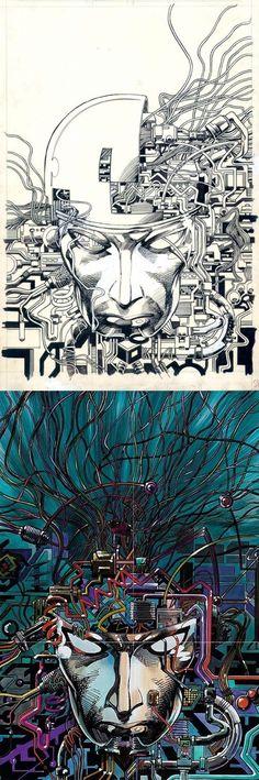 Machine Man by Barry Windsor Smith
