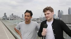 Video Interview With New Blood's Mark And Ben - Doing Their Own Stunts and What Makes A Good Wrap Party