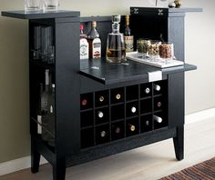 howard miller cabernet hills wine u0026 bar console howard miller wine bar cabinet and wine bars