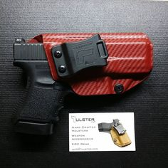 Glock 30S IWB/AIWB Kydex Holster - Profile Holster