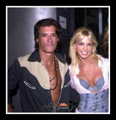 JOE PERRY AND BRITNEY SPEARS