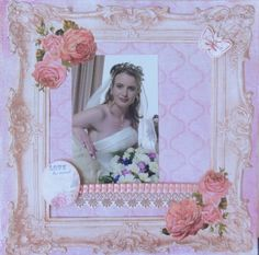 Special Day - Scrapbook.com Key To My Heart, Wedding Scrapbook, Special Day, One Shoulder Wedding Dress, Layouts, Scrapbooking, Wedding Dresses, Inspiration, Ideas