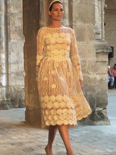#desfile #monasteriosanjeronimo #sevilla #SIQHandcraft&Fashion #AlejandroPostigo #novia #moda #bordados #transparencias #AgenciaDobleErre #RaquelRevuelta