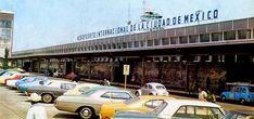 El Aeropuerto de la Ciudad de México a principios de los años 70´s