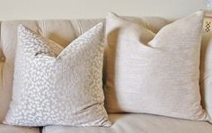Modern Sand Neutral Pillow Beige Off White by MotifPillows on Etsy