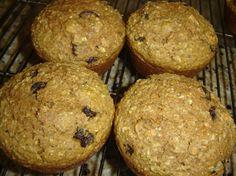Healthy Oatmeal Raisin Muffins Recipe - Food.com