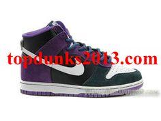 Good Pemium Un Heavens Gate High Top Nike Dunk