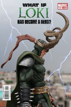 Loki What if? (Marvel Legends) Custom Action Figure