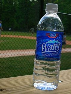 First bottled water was good for you and now they're saying the lack of fluoride is causing tooth decay in kids. Can these companies get anything right?