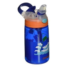 Contigo 14-oz. Sports Water Bottle, Blue