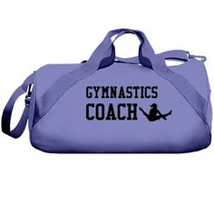Wonderful dance bag for anyone. Great colors to chose from and excellent quality. You gotta have one! Gymnastics Bags, Gymnastics Coaching, Your Design, Dance, Colors, People, Fashion, Dancing, Moda