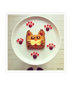 Amazing food art ideas for kid-friendly meals