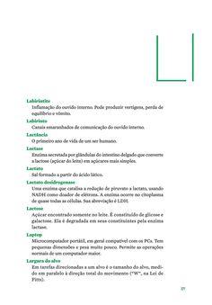 Página 281  Pressione a tecla A para ler o texto da página