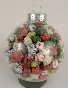 Lucky Stars Christmas Ornament Check Online For Paper Tutorial