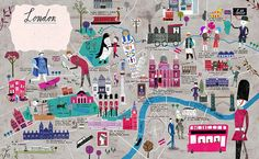 Travel infographic  Martin Haake | Illustrators | Central Illustration Agency