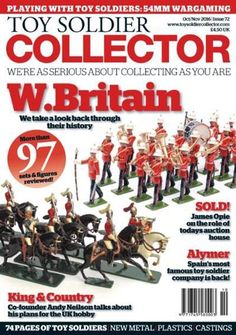 Toy Soldier Collector - October-November 2016
